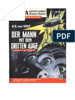 A. E. van Vogt - Der Mann Mit Dem Dritten Auge