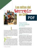Grupo 6 - Los mitos del terroir en Chile