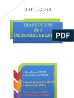 Final Presentation of Trade Union