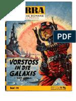 TE 295 - JL Powers - Vorstoß in die Galaxis