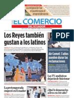 El Comercio del Ecuador Edición 198