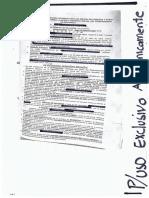 ACTA SUCINTA DE PRIMERA DECLARACIÓN