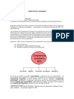 COMPETENCIAS CIUDADANAS-CONGRESO LATINOAMERICANO