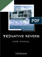 TCNative Reverb