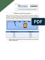 voltimetro en serie paralelo