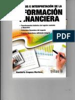 ORIGEN DEL ANÁLISIS FINANCIERO