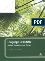 Salikoko S. Mufwene - Language Evolution - Contact, Competition and Change-Bloomsbury (2008)