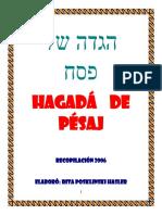 HAGADA-ELEMENTOS INDISPENSABLES PARA CADA SÉDER