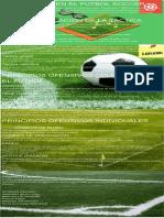 Táctica en el Futbol Soccer
