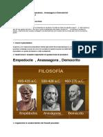 Elaborato sul pluralismo per Filosofia