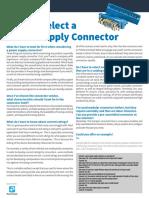 SMPS connectors