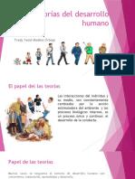psicologia, Teorias del desarrollo
