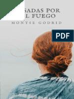 Besadas por el fuego - Montse Godrid