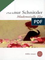 Mademoiselle Else by Schnitzler Arthur.epub