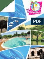 Brochure Les amandiers