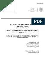 MEZCLAS ASFÁLTICAS EN CALIENTE (MAC) PART 1