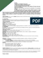 ASPECTOS FORMALES DE LA ESCRITURA