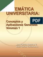 Matematica universitaria_ conce - Ramirez V., Ana Patricia; Carde