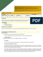 Guia # 2 - EDUCACION FISICA - Grado 3°