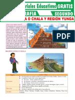 Región-Costa-o-Chala-y-Región-Yunga-Para-Segundo-Grado-de-Secundaria