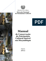 Jopela 2013 Manual de Conservação do Património Cultural.pdf