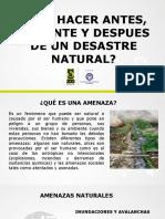 QUE HACER EN CASO DE DESASTRE NATURAL.pptx