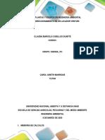 Tarea 1. Dimensionamiento de un Lavador Venturi