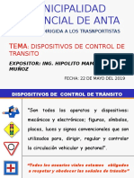 DISPOSITIVOS DE CONTROL DE TRANSITO.ppt