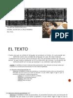 LECTURA Y ESCRITURA DE TEXTOS ACADEMICOS YCIENTIFICOS EXPO