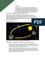 06 feb Origen y formación de la Tierra