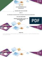 Tarea 3- Formato  - Plan de acción Institucional.