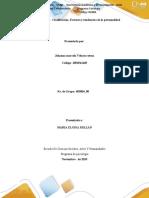 Fase 5- Clasificación, Factores y Tendencias de la Personalidad