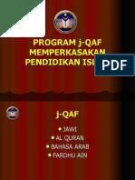 PROGRAM J-QAF Memperkasakan Pendidikan Islam