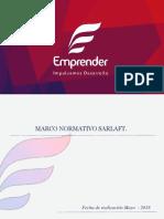Marco normativo Sarlaft (1)