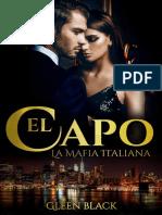 El Capo (La Mafia Italiana 1)- Gleen Black.pdf