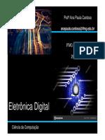 aula 04 Eletrônica Digital 26092019