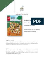 Guía Didáctica de El Campo Deportivo