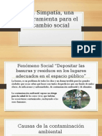 INVESTIGACION CAMBIO SOCIAL