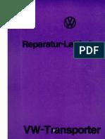 Vw Transporter Reparatur-Leitfaden