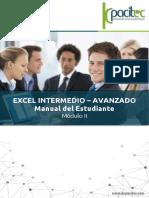 Excel Intermedio - Avanzado - Módulo II.pdf
