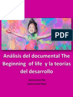 documental the benning of life  pdf