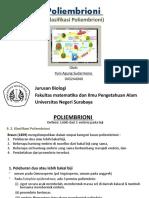 Klasifikasi Poliembrioni