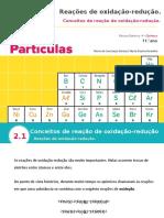 Q2.2.1. Conceitos de reação de oxidação-redução