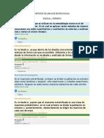 METODOS DE ANALISIS EN PSICOLOGIA