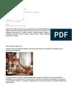 Clasificación y Usos de la Madera