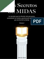 Los Secretos del MIDAS - Volumen I