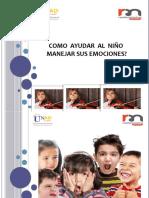 Actividad Manejo de Emociones en los Niños AUTOCORRECCION