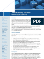 AAG Transfer Pricing Treasury Services April 2010