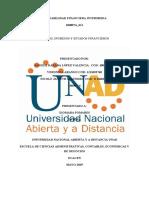 PASIVOS, INGRESOS Y ESTADOS FINANCIEROS (1)