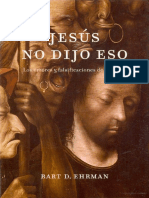 JESÚS NO DIJO ESO - Bart E. Ehrman (PDF).pdf